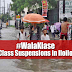 Espinosa suspends classes in Iloilo City on Friday, Sept. 14