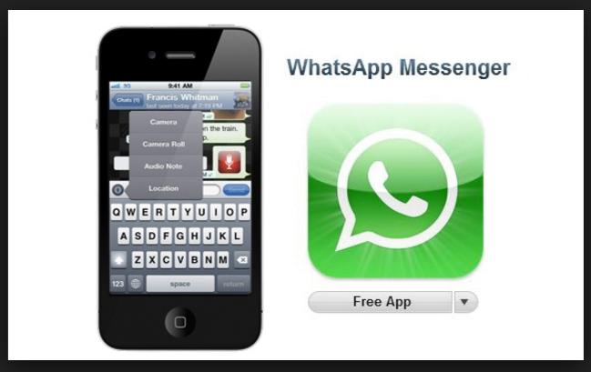 Download Aplikasi Whatsapp Messenger Terbaru For IPhone