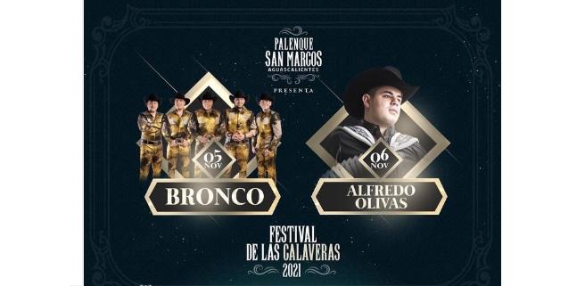 Feria San Marcos 2021 en Aguascalientes Fechas