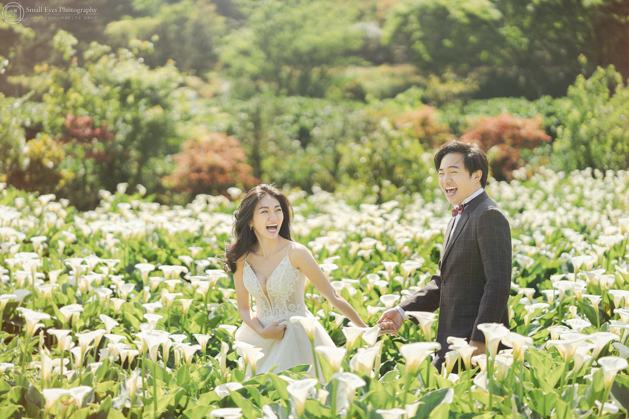 【自助婚紗】婚攝小眼 - Mario&Caitlin 自主婚紗 @陽明山竹子湖