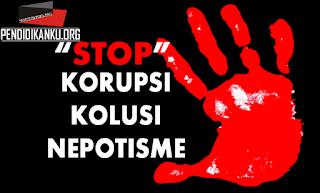 Pengertian Korupsi, Kolusi, Nepotisme, Faktor, Ciri, dan Contohnya