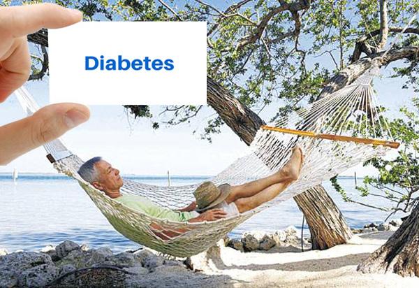 Διαβήτης: Πως να περάσετε ασφαλείς καλοκαιρινές διακοπές