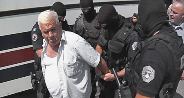 Почело суђење у монтираном процесу против прогнаног Митровића