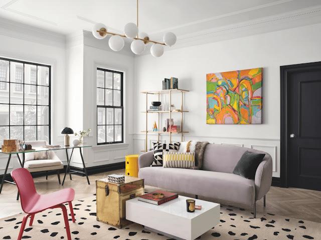 interior design ideas for living room 2020