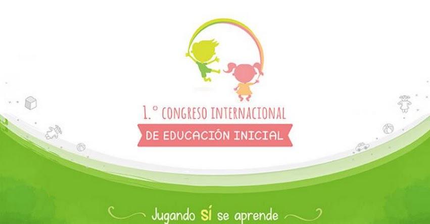EN VIVO: 1° Congreso Internacional de Educación Inicial (17, 18 y 19 Mayo)