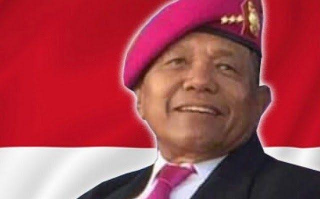 Letjend TNI Mar (Purn) Suharto: 5000 senjata bisa untuk merebut dan kuasai Ibukota