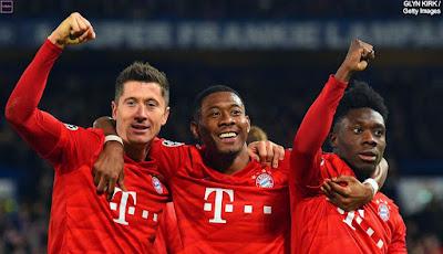 أفضل تشكيلة في دوري أبطال أوروبا 2020
