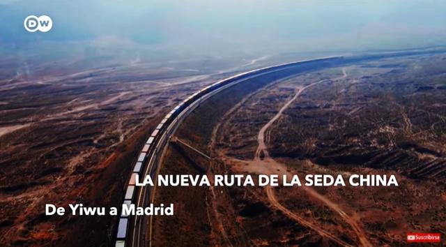 Yiwu - Madrid