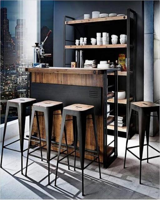 kitchen island breakfast bar height table
