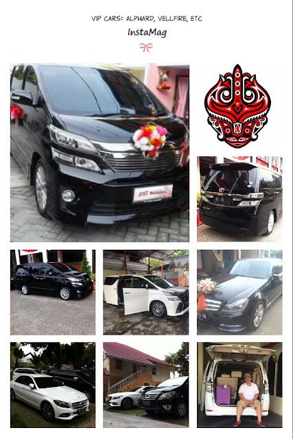 Rental Mobil Alphard di Medan