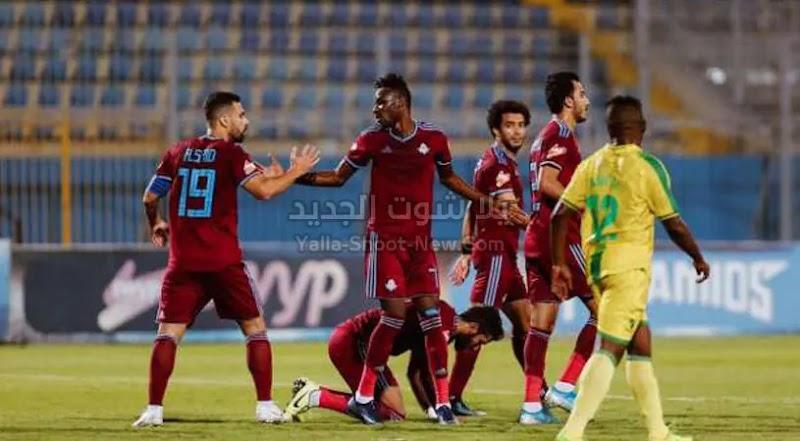 بيراميدز يحقق فوز كاسح على فريق النجوم ويتاهل لدور ال 16 من  كأس مصر