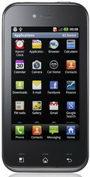 LG E730 Optimus Sol Android smartphone announced b