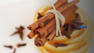 Cloves have analgesic properties and great for treating pains and vomiting.