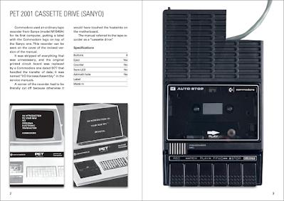 """Giacomo Vernoni's book """"Commodore Tape Recorders"""""""