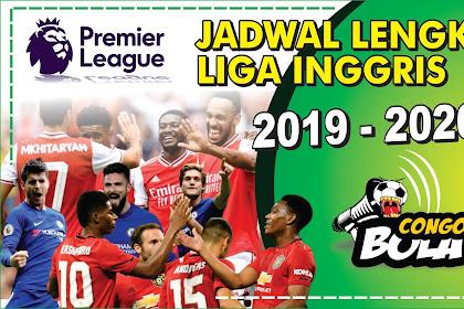 Galery Video Congor Bola - Jadwal Liga Inggris 2019