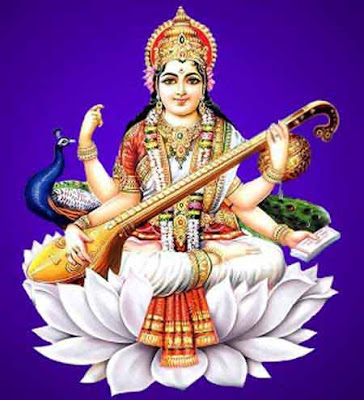 Goddess Saraswati in Japan