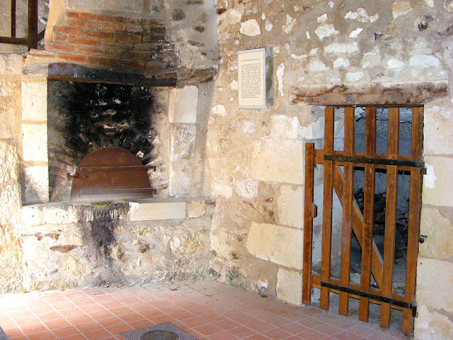 Four banal (communal oven) in a village in Indre et Loire, France. Photo by Loire Valley Time Travel.