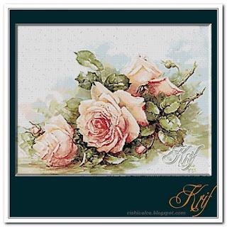 """Krif 1869 """"Trandafiri"""""""