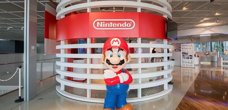 Офис компании Nintendo