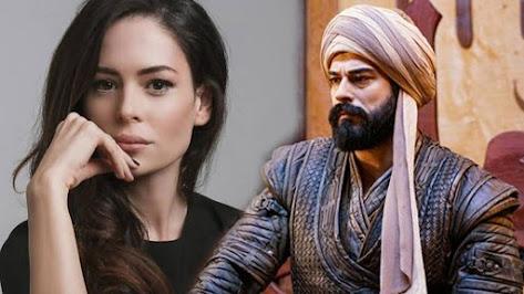 Kuruluş Osman Dizisi oyuncusu Malhun Hatun kimdir ? Dizideki rolü nedir ? Nereli ?