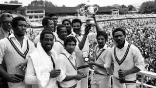 West Indies vs England - World Cup final 1979 - Cricket Articles