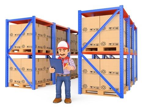 Pengertian, Fungsi dan Jenis-jenis Persediaan (Inventory)