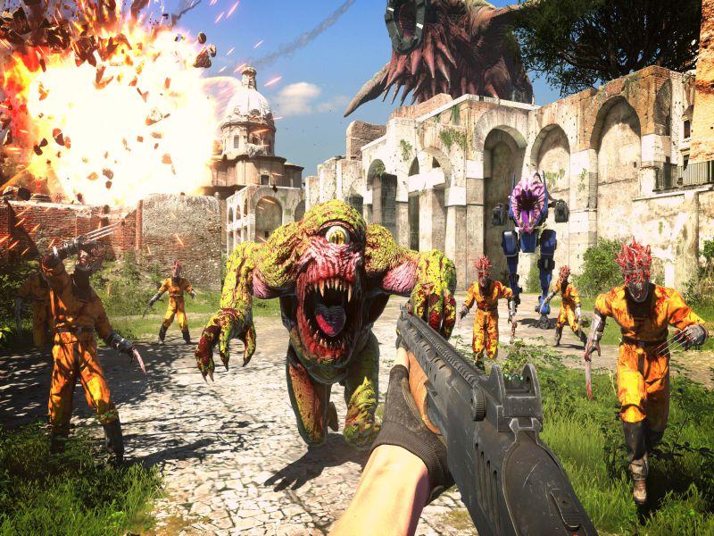 Download Serious Sam 4 Game Setup Exe