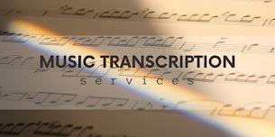 Music Transcription Services