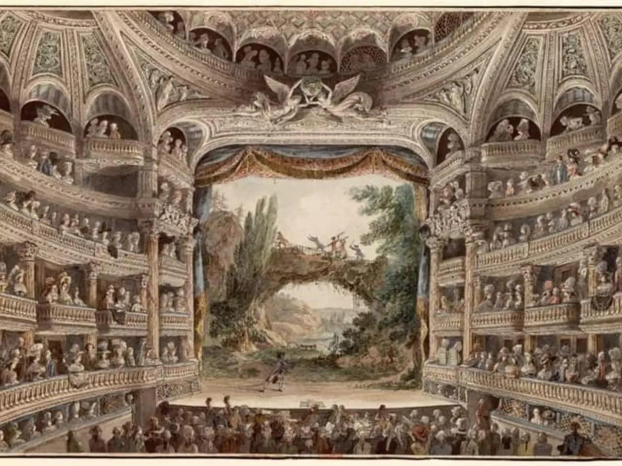 Sultan Abdülhamid II Pernah Melarang Prancis Tayangkan Teater Nabi Muhammad