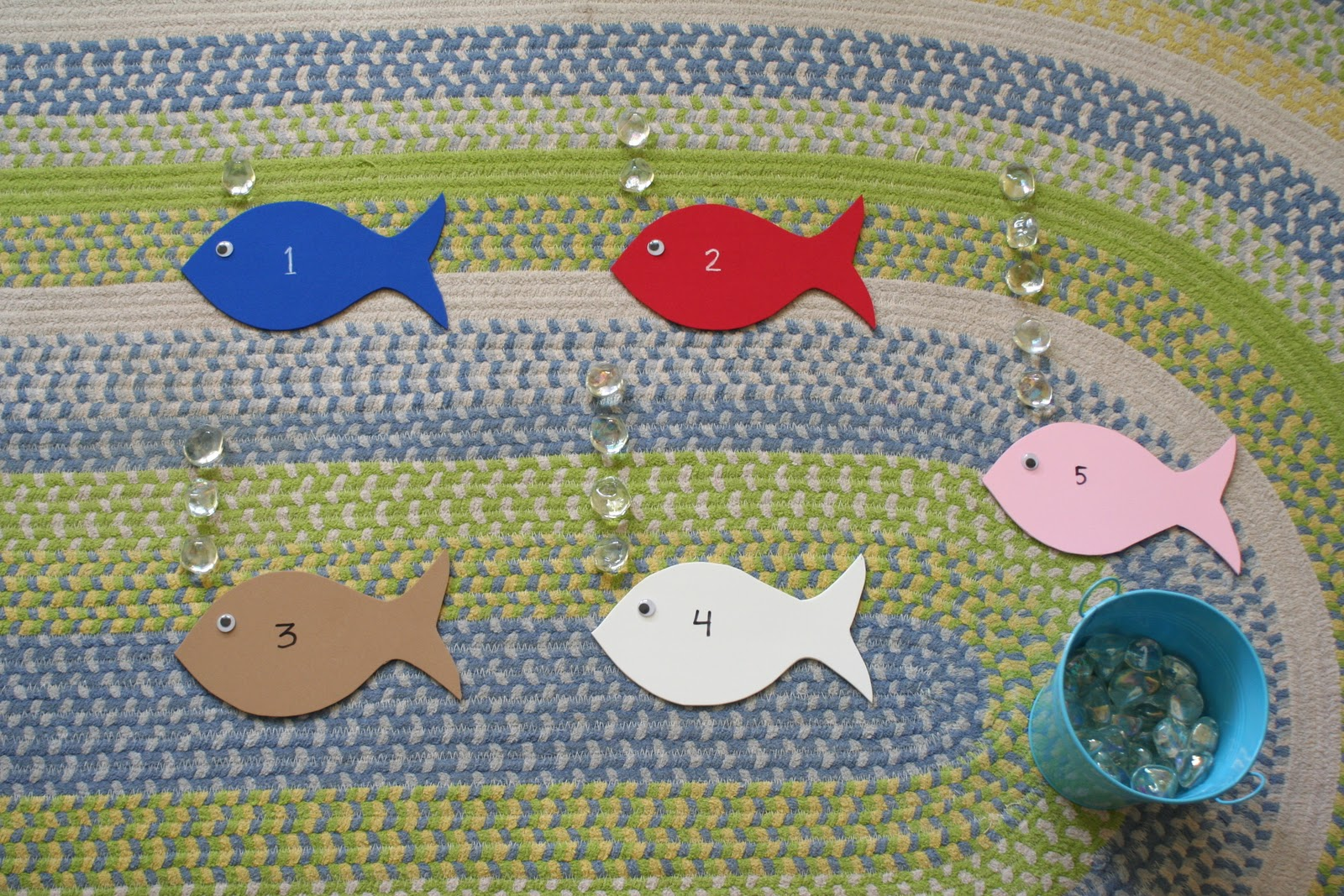 Little Page Turners Bubble Counting Fish