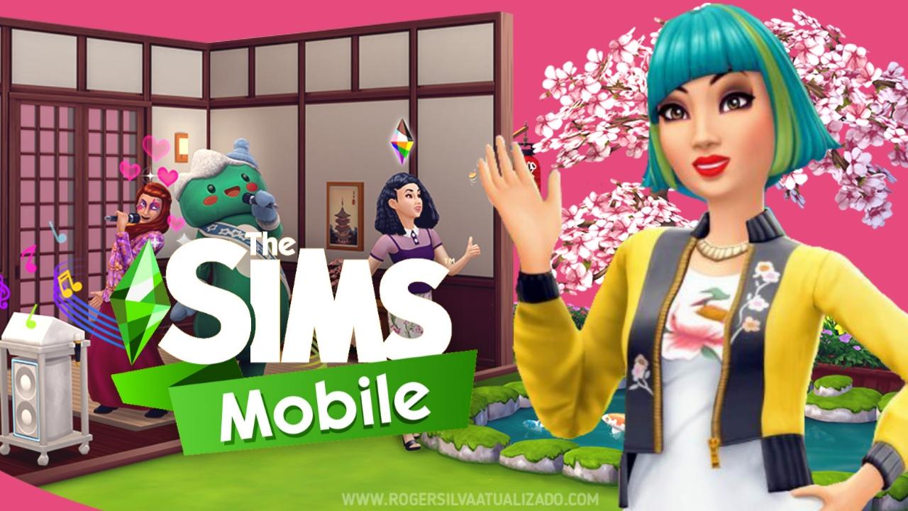 The sims mobile apk mod atualizado 28.0.0.120987