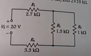 جهاز الأفوميتر عند قياس الجهد - التيار - المقاومة