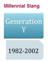 Millennial   Slang