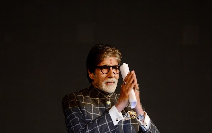 Amitabh Bachchan shared a message for his fans