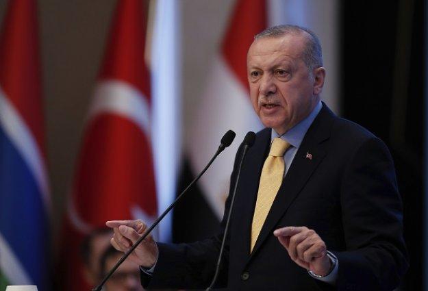 Πρόκληση Ερντογάν: Η Αγιά Σοφιά θα μπορούσε να μετατραπεί σε τζαμί