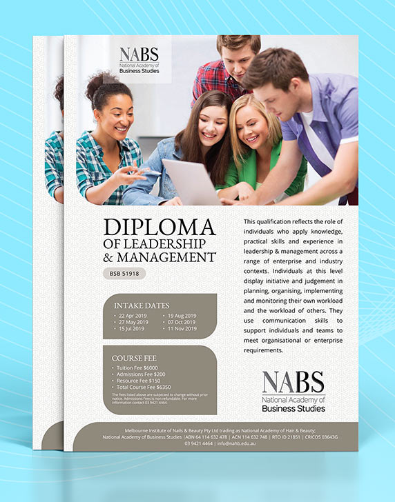 College flyer