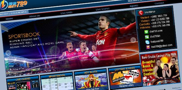 Agen IBet789 Taruhan Judi Bola Online Indonesia terpercaya