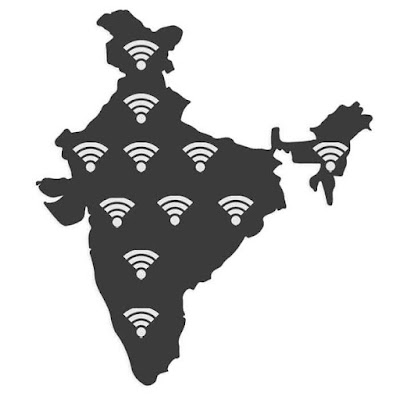 map of wifi india