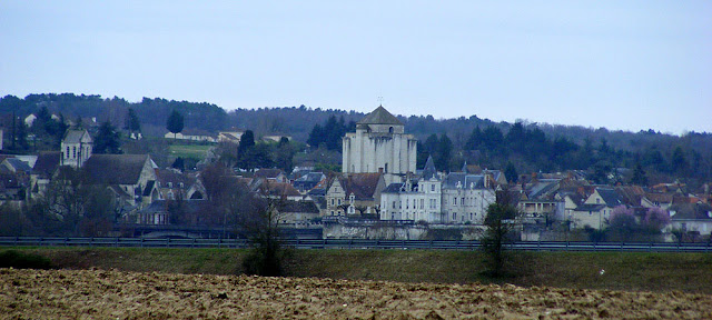 La Roche Posay, Vienne, France. Photo by Loire Valley Time Travel.