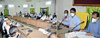 চিকিৎসক ও স্বাস্থ্যকর্মীদের আরও আন্তরিকভাবে কাজ করতে হবে -হুই ইকবালুর রহিম এমপি