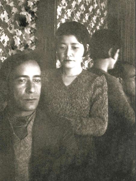 Fotografia de Jaime Colson, decada 1920