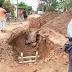 Alud de tierra sepulta a dos trabajadores en Cosoleacaque