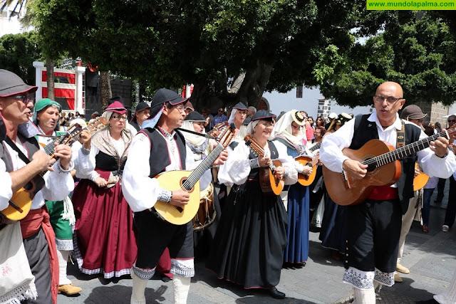 Los Llanos celebrará el 22 de junio su tradicional romería de las Fiestas Patronales