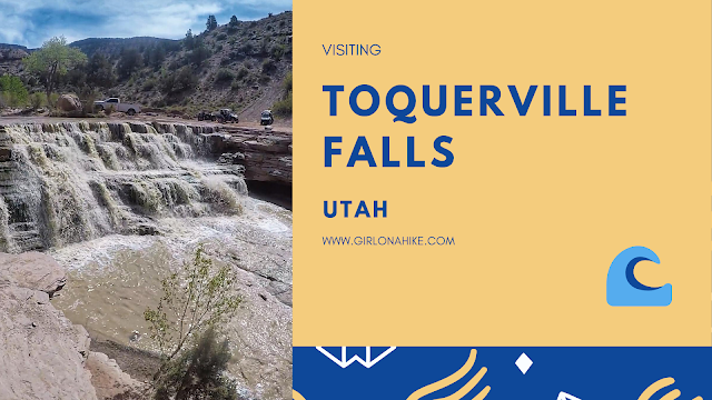 drive to Toquerville Falls, The BEST Hikes in St.George, Utah!