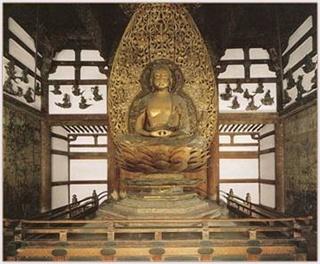 พระพุทธรูปอมิตาภะในวัดเบียวโดอิน (Byodoin Temple)