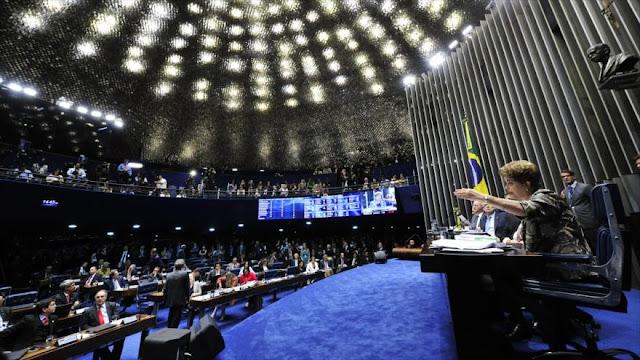 Senado de Brasil debatirá revocación del impeachment a Rousseff