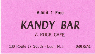 Kandy Bar Rock Cafe