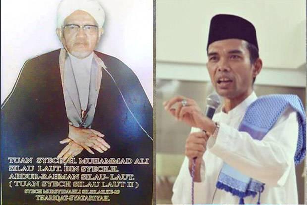Silsilah Keturunan Ustadz Abdul Somad yang Sambung Hingga Seorang Syekh