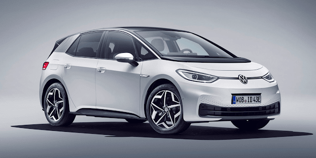 Electric cars longest range 2020