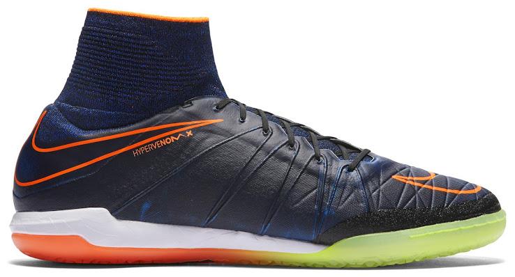 size 40 d6b1b 3a659 Nike HypervenomX Proximo Distressed Indigo